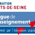 Ligue de l'enseignement des Hauts de Seine 101-111 avenue Jules Quentin 92000 Nanterre 01 46 69 92 19  culture@ligue92.org Actions: Education populaire, culture, junior associations,formations BAFA,délégués élèves
